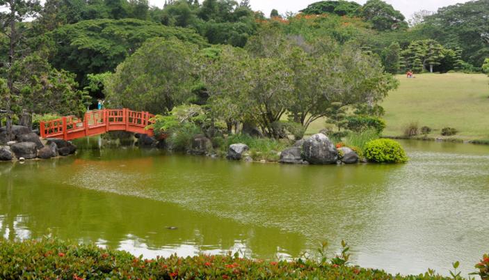 Jardín Botánico, area turística de Santo Domingo