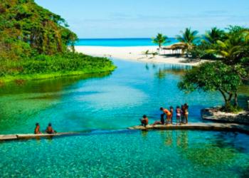 Lugar turístico en Barahona