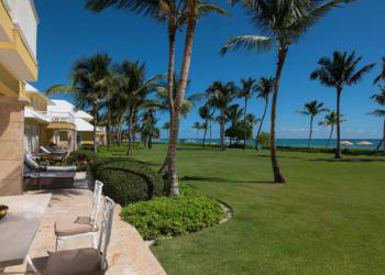Puntacana Resort & Club, uno de los lugares donde Julio Iglesias tiene inversión y residencia.