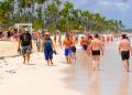 Turistas en Punta Cana