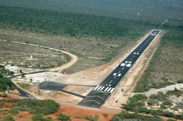 Aeródromo Cabo Rojo, Pedernales