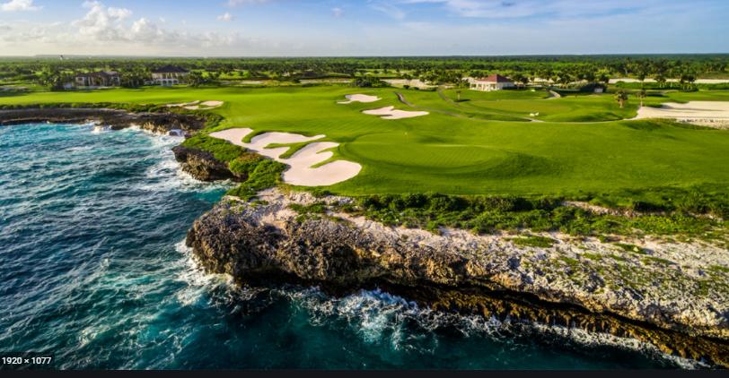 La Cana Golf Course, donde se jugará Tourist Golf Trophy 2020