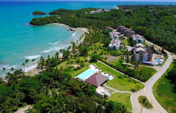 Hotel Playa Bonita Residence, uno de los abiertos Samaná