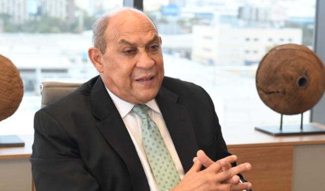 Rafael Santos, director del Infotep,