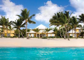 Tortuga Bay, uno de los hoteles abiertos en Punta Cana