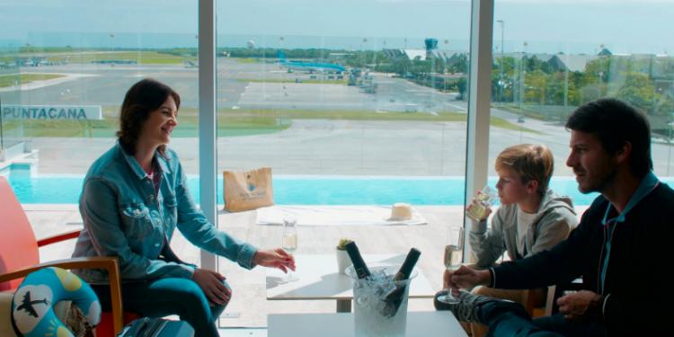 área VIP del Aeropuerto Internacional de Punta Cana
