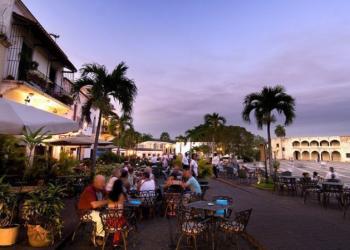 Bares de Ciudad Colonial, Santo Domingo