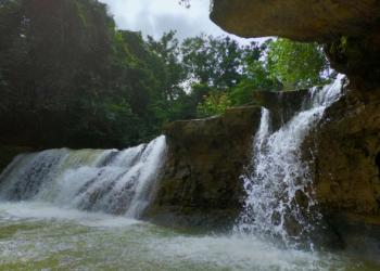 Salto Yanigua, El Valle