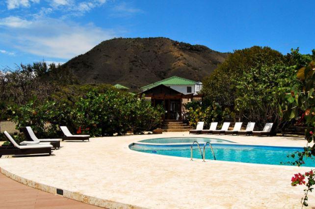 Hotel en el Morro de Montecristi