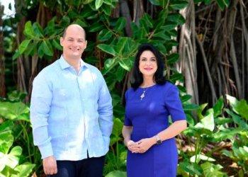 Alejandro Cambiaso y Amelia Reyes