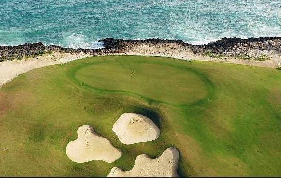 Campo de golf Ocean' 4