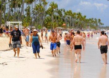 Turistas en Semana Santa 2021