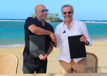 Vin Diesel y Abinader harán estudio de cine en Puerto Plata