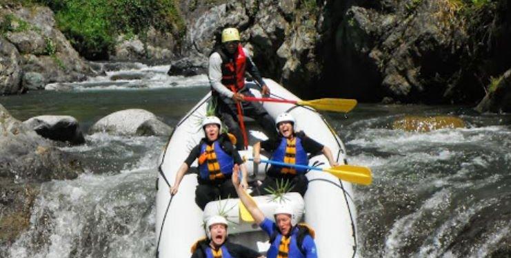 Raftin en Jarabacoa