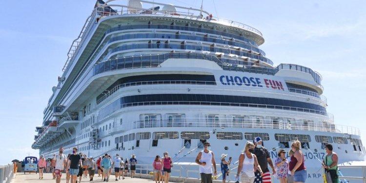 Crucero en Puerto Plata