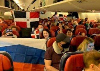 Vuelo Rusia a Punta Cana
